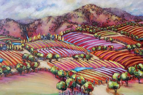 'Valley Vista' by Sian Lim
