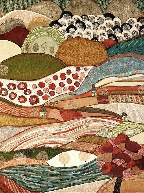 'Australian Tapestry' by Melissa Johns