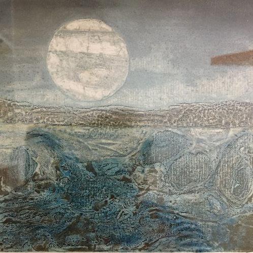 'Shorelines 2/2' by Joan Mullarvey