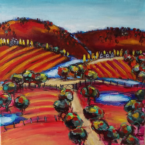 'Road Trip' by Sian Lim