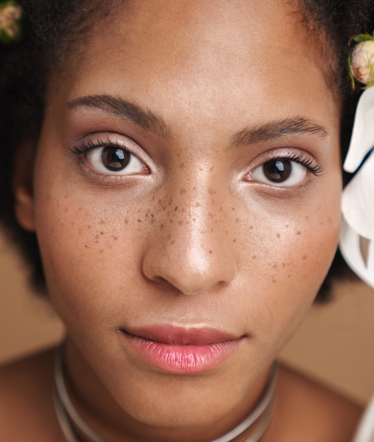 Semi-permanent Freckles