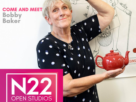 Collage Arts Open Studios – 7th, 9th + 10th Nov