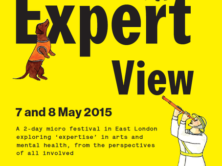 The Expert View micro festival: massive thank you everyone
