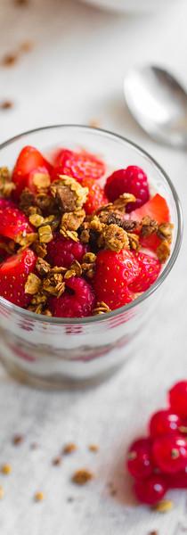 Tiramisu fraise speculoos