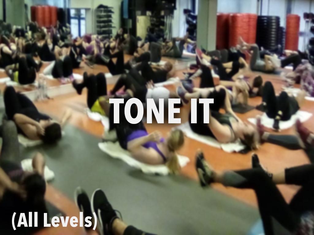 Tone It