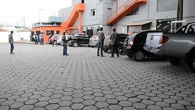 Estacionamento EQUIMACON