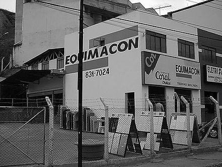 foto antiga fachada EQUIMACON centro