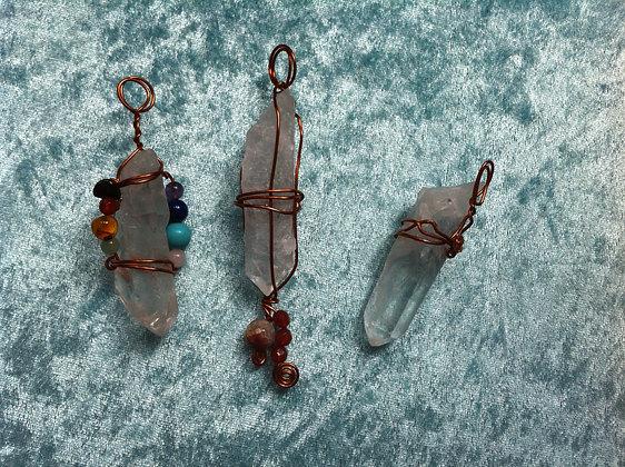 Atlantean Transmission Crystals