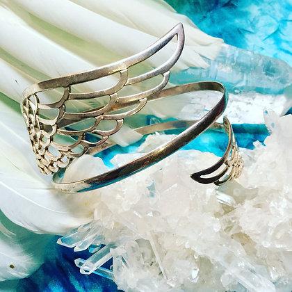 Angel Wing Arm Bracelet