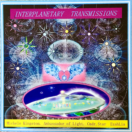 Interplanetary Visits & Sounds CD