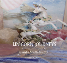 Unicorn Journeys Meditation CD