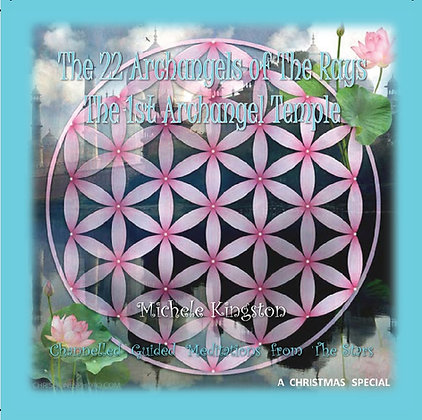 22 Archangels Meditation CD