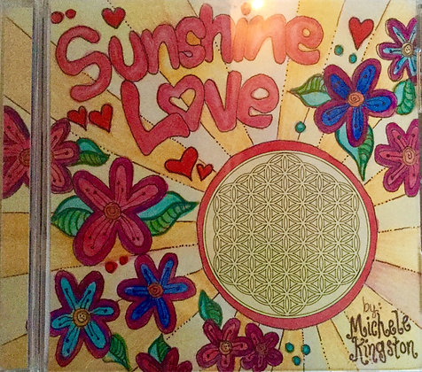 Sunshine Love Folk music CD