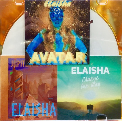 3 Latest Hits Change Our Way, Jupiter Highway & Avatar all in one