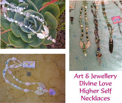 Higher Self Necklaces