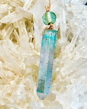 Aurora Light Crystal Pendants