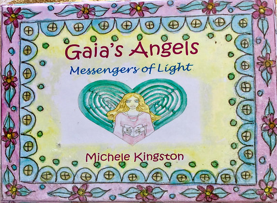 Gaia's Angels oracle cards