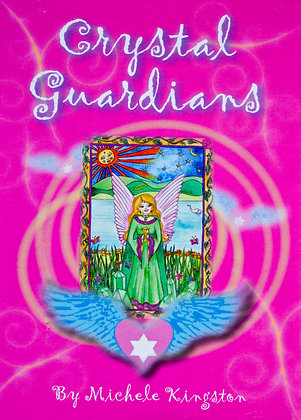 Crystal Guardians Oracle cards