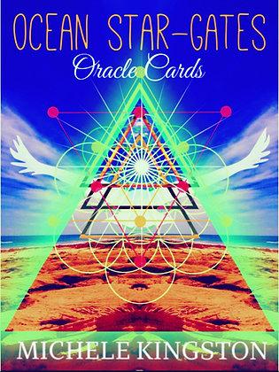 Ocean Star Gate oracle cards