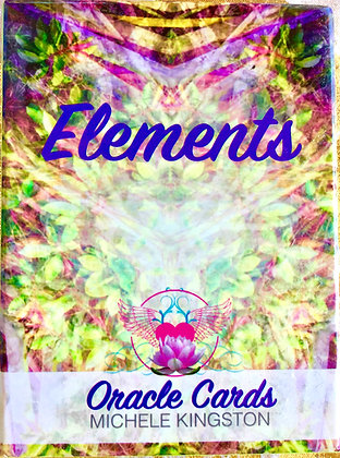 ELEMENTS Oracle cards