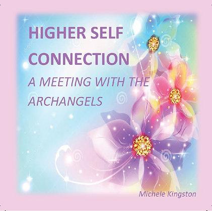 Higher Self Connection Meditation CD