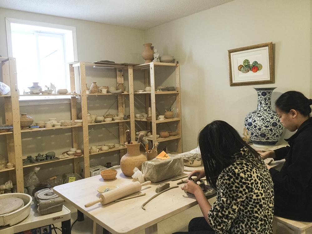 Ben Li Art Studio_Pottery6