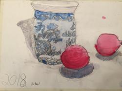 Ben Li Art Studio_Watercolor 2