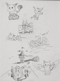 Ben Li Art Studio_Student_Sketch_12
