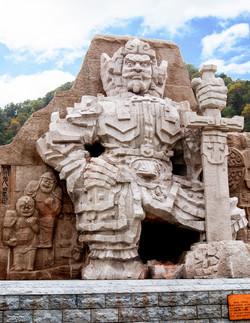 Tang Dynasty Warrior