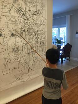 Ben Li Art Studio7