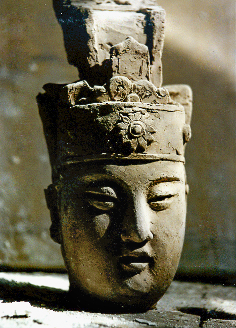 Buddhist Servant 侍者
