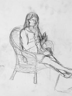 Ben Li Art Studio_Student_Sketch_11