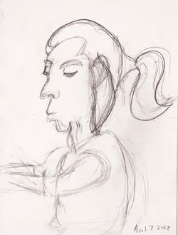 Ben Li Art Studio_Student_Sketch_6