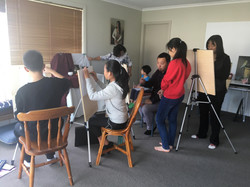 Li Bros Art Studio _art class