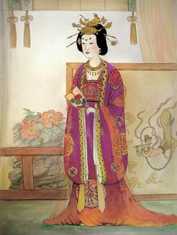 Empress Zhangsun 長孫皇后