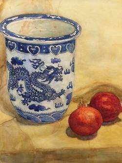 Ben Li Art Studio_Watercolor 1