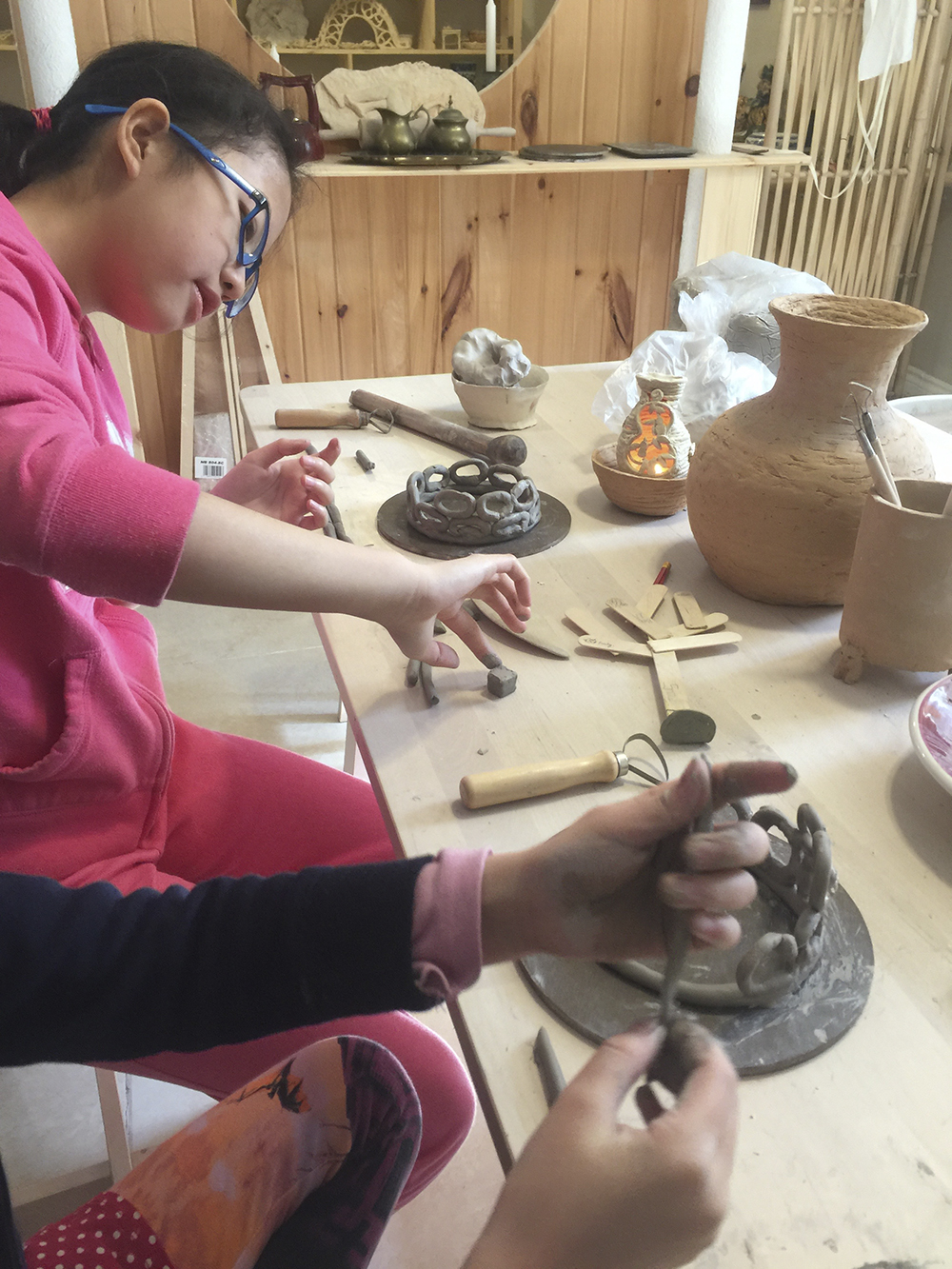 Ben Li Art Studio_Pottery5
