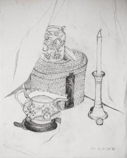Ben Li Art Studio_Student_Sketch_10
