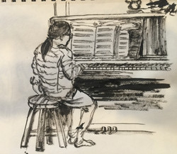 Ben Li Art Studio_Sketch 9