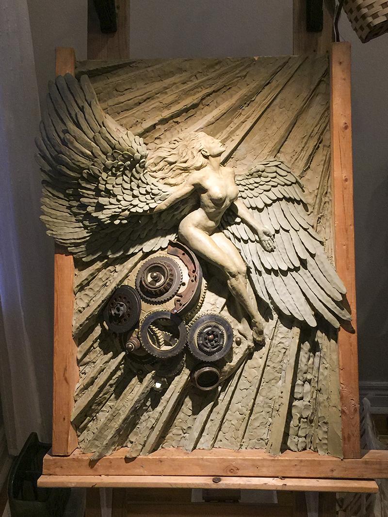 Resurrection Angel 復活天使