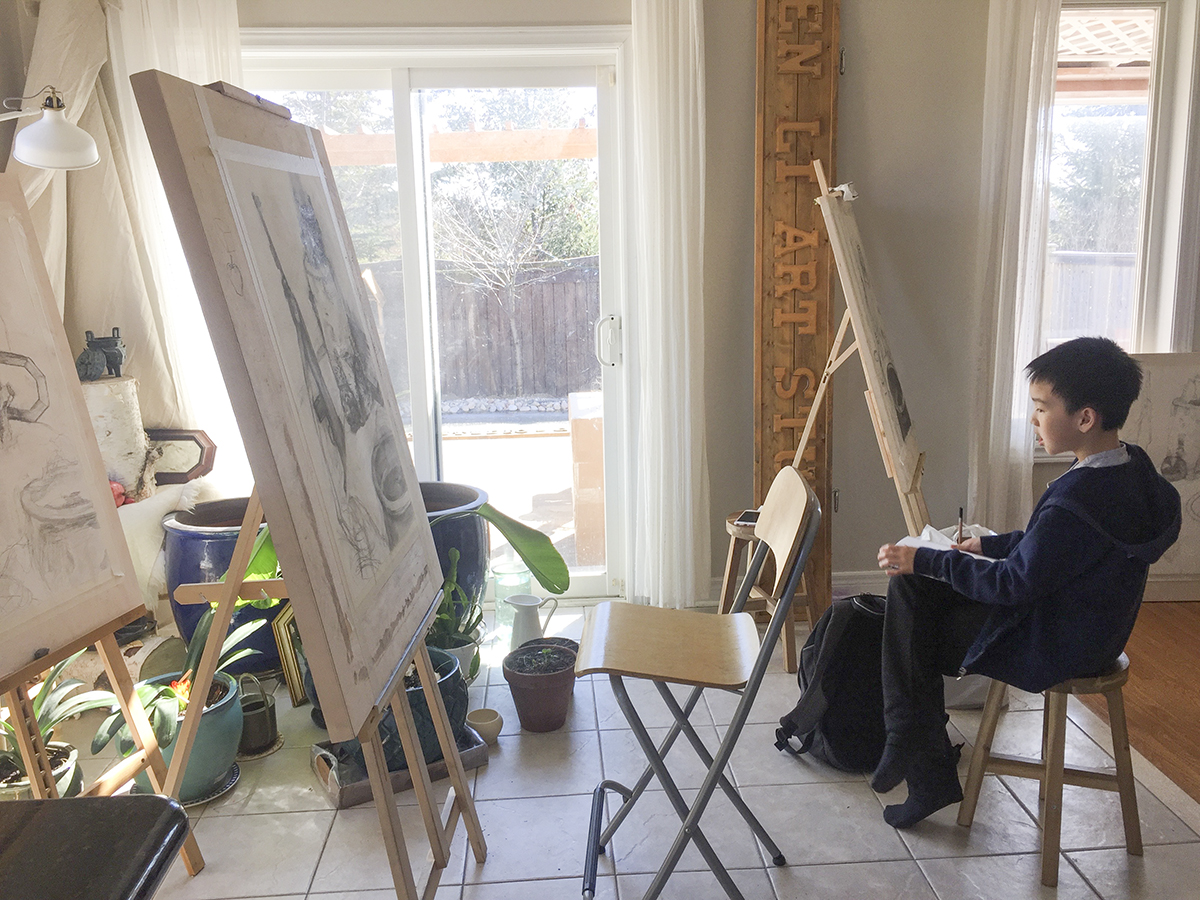 Ben Li Art Studio10