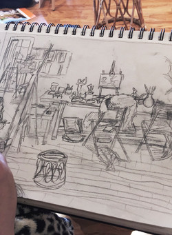 Ben Li Art Studio_Sketch 6