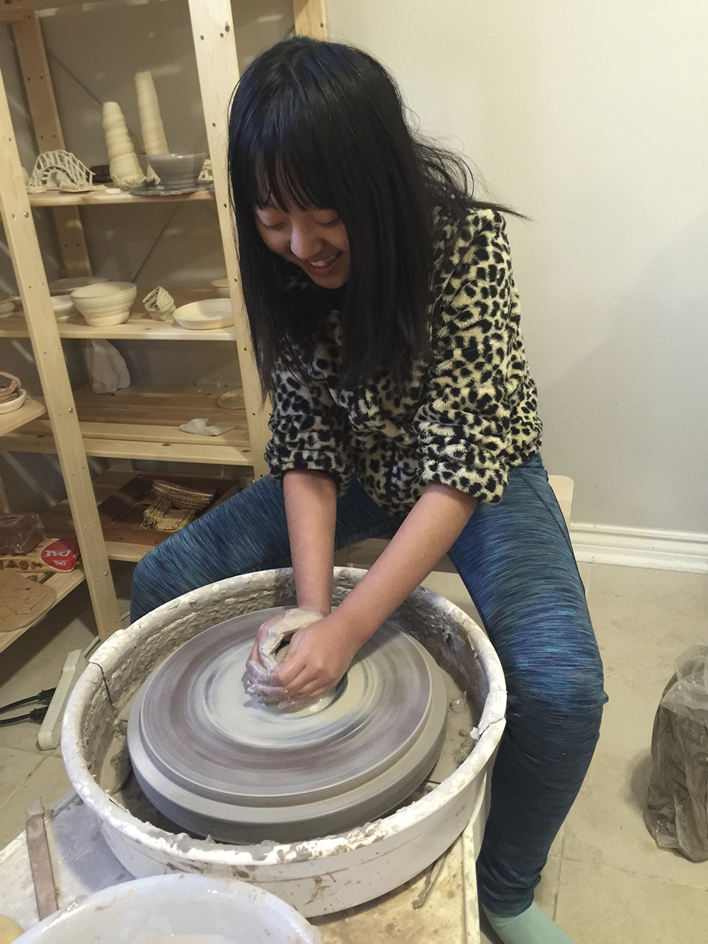 Ben Li Art Studio_Pottery7