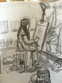Ben Li Art Studio_Sketch 11