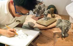 Ben Li Art Studio_Art Basic Class