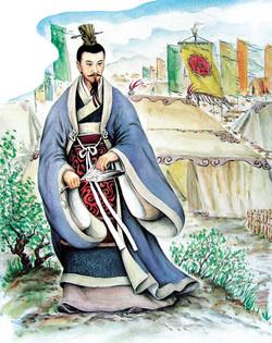 Zhang Liang 張良