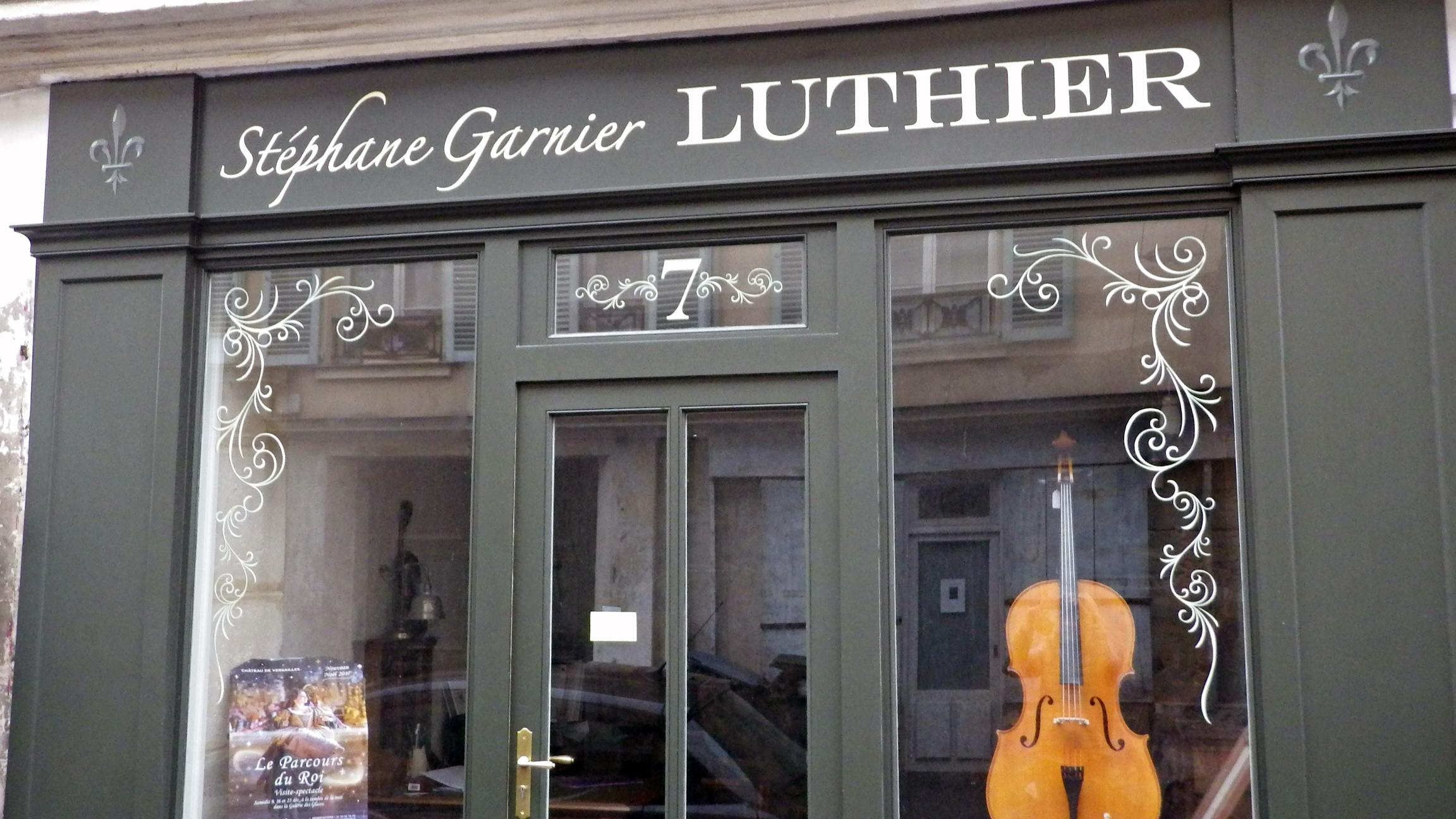 Custom violins
