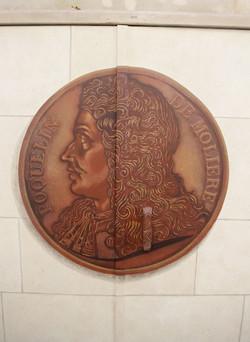 Molière Medallion
