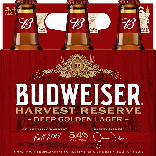Budwieser Nitro Reserve Gold