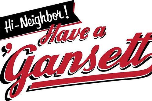 Gansett Hi Neighbor Lager